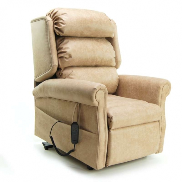 Royal Dual Motor Tilt in Space riser Recliner Chair