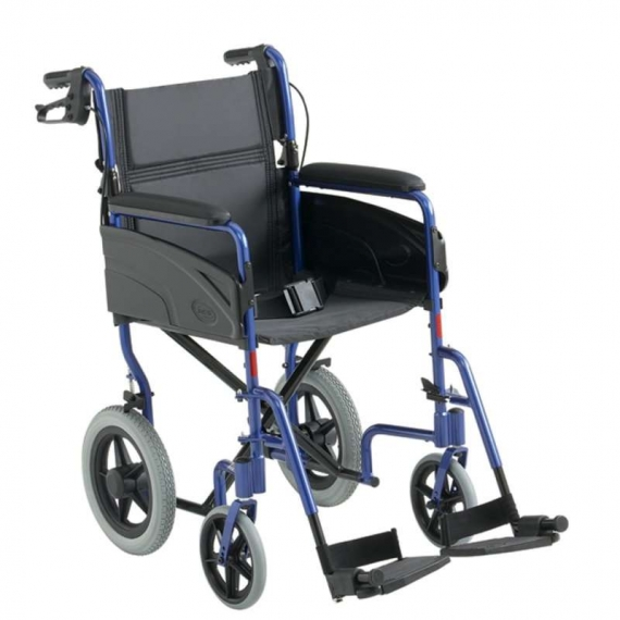 Invacare Alulite Transit Manual Wheelchair
