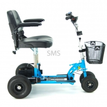 SupaScoota Sport HD Portable Mobility Scooter
